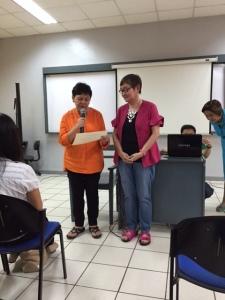 Dr. Carandang with Dr.Ventura