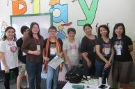 Dr. Honey and the MLAC Team